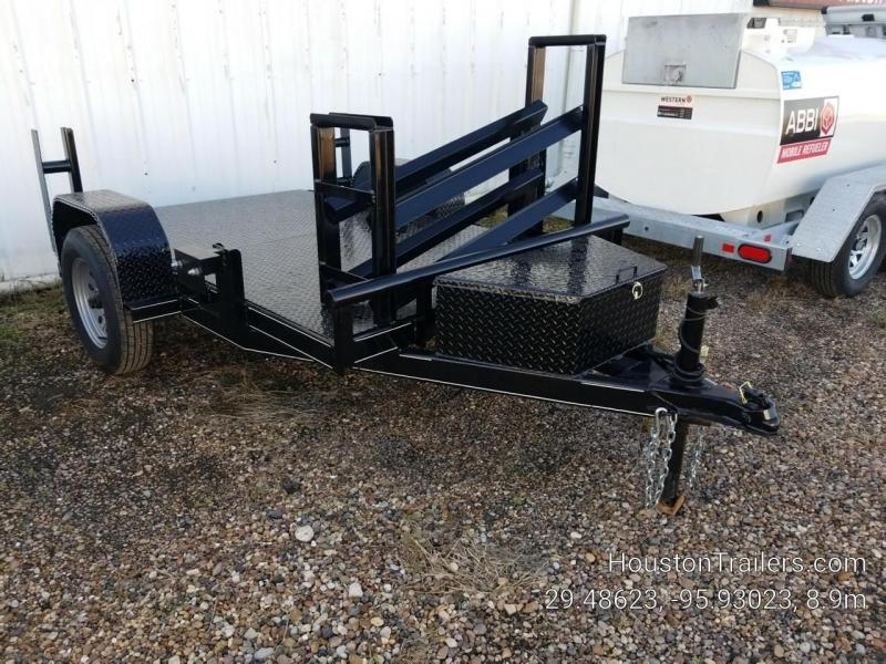 2019 Tiger 8' Welding Utility Trailer TI-33