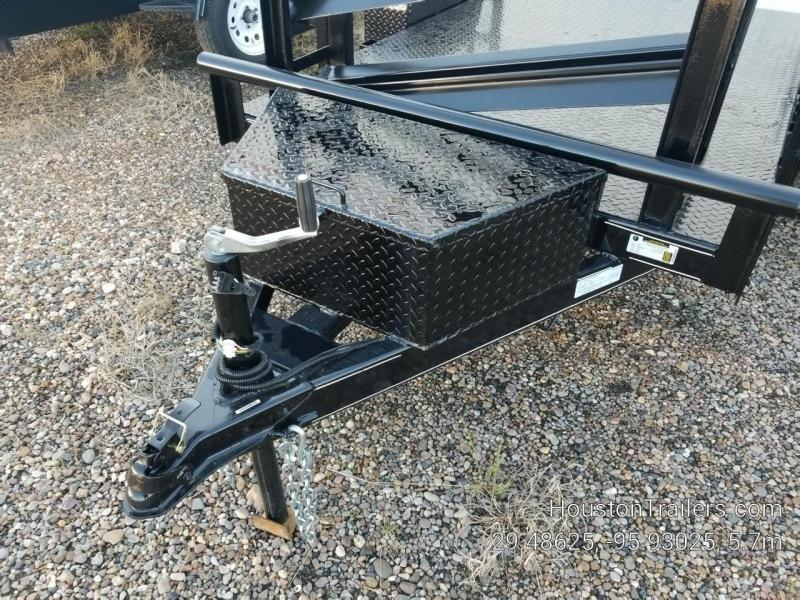 2019 Tiger 8' Welding Utility Trailer TI-33