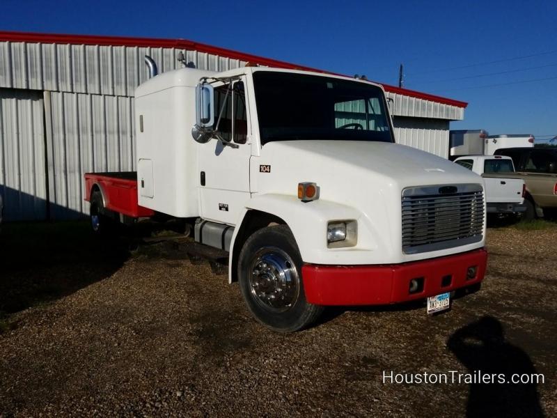 1994 Freightliner FL60 Truck 8.3L Sleeper CO-1054