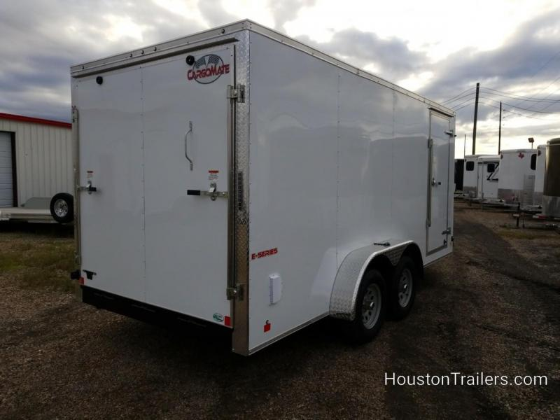 2019 Cargo Mate 7 x 16 Enclosed Cargo Trailer FR-73
