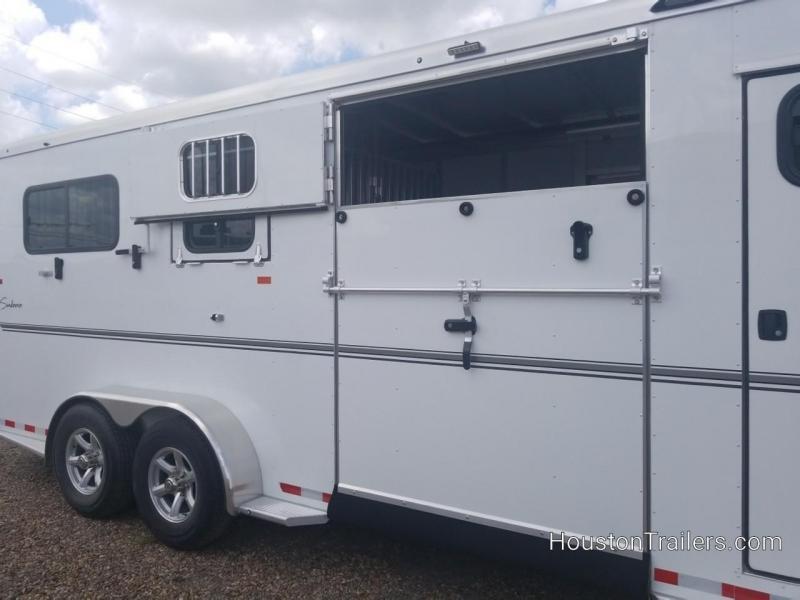 2019 Sundowner Trailers Charter TR SE 2+1 Horse Trailer SD-89