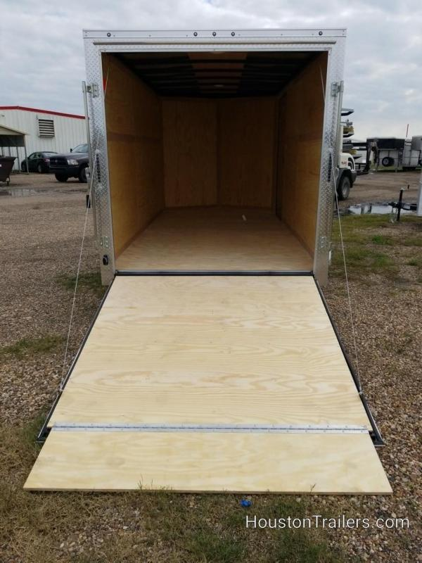 2019 Cargo Mate 7 x 14 Enclosed Cargo Trailer FR-76