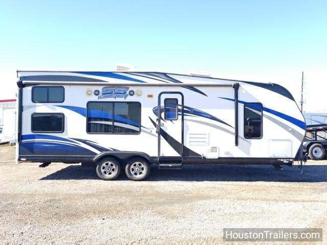 2014 Pacific Coachworks 24' SL Series M-24FBSL RV  CO-1029
