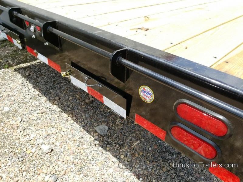 2019 Big Tex Trailers 14OA Equipment 20' Trailer BX-152
