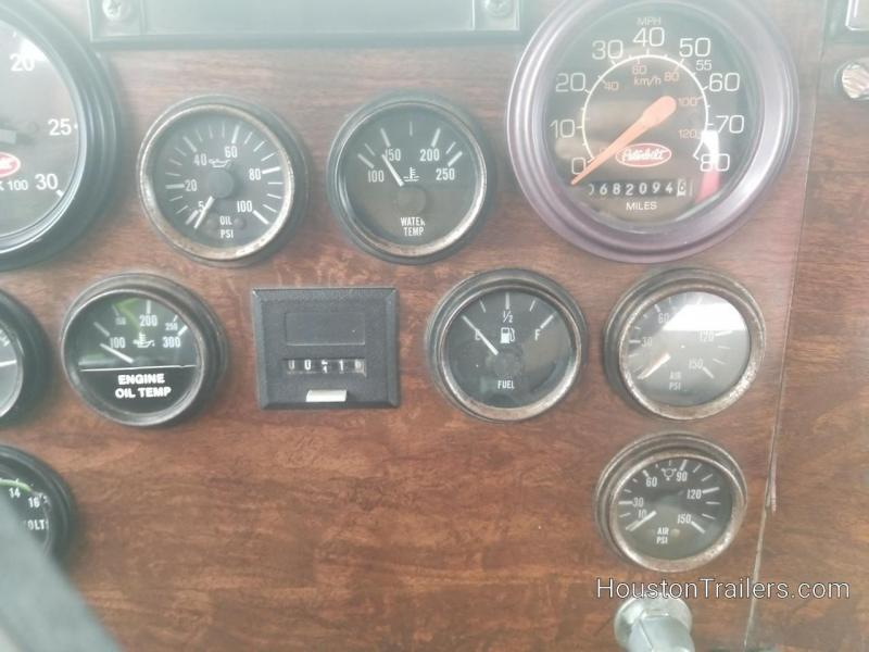 1988 Peterbilt 377 Semi Truck 365 Cummins CO-1057
