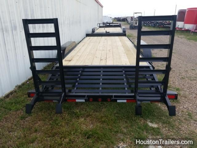 "2018 Big Tex Trailers 10ET 20' x 83"" Equipment Trailer BX-103"