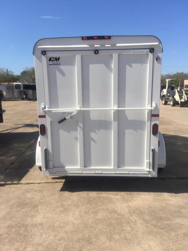 2017 CM Trailers 12' x 6' Enclosed Cargo Trailer CM-8