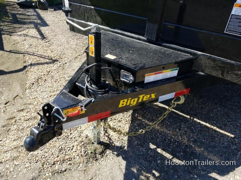 2019 Big Tex Trailers 14LX Dump 14' Trailer BX-167