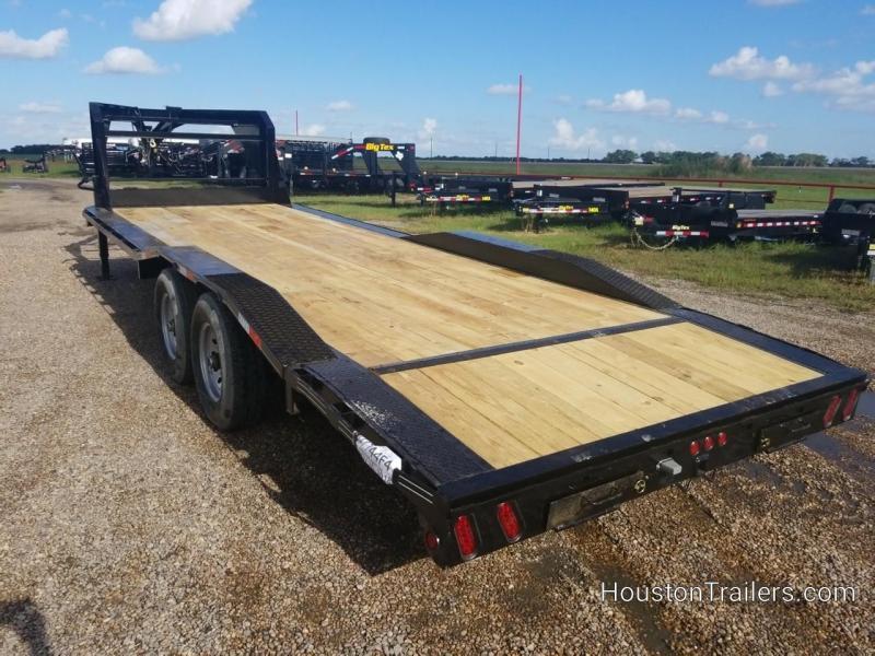 2018 Tiger 24' Driveover Fenders 14k Equipment Trailer TI-24