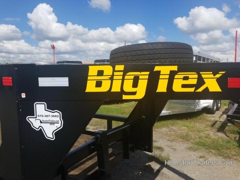 2003 Big Tex Trailers 20' Low Boy Equipment Trailer 8065