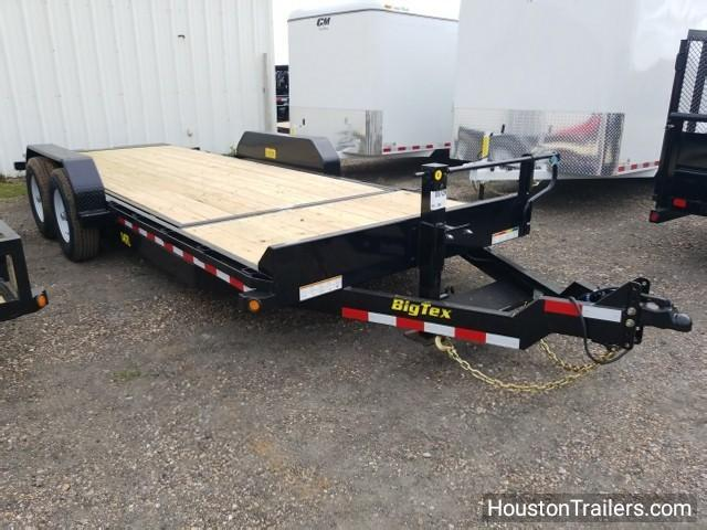 "2018 Big Tex Trailers 14TL 20' x 83"" Equipment Trailer BX-119"