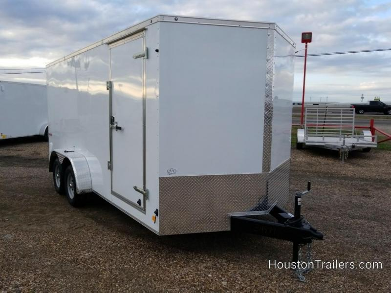 2019 Cargo Mate 7' x 16' Enclosed Cargo Trailer FR-72 in Ashburn, VA