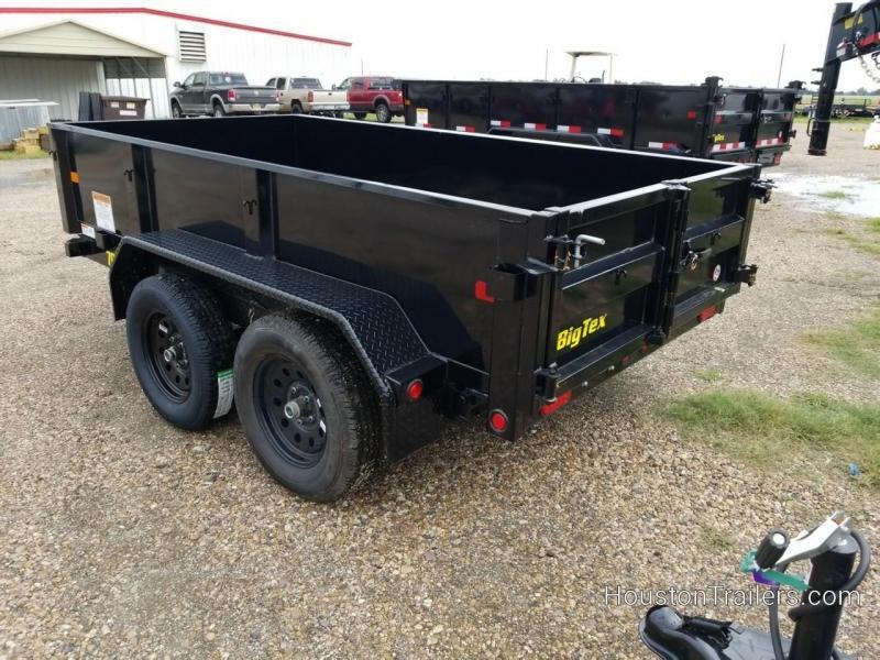 2019 Big Tex Trailers 10' x 5' 70SR Dump Trailer BX-161