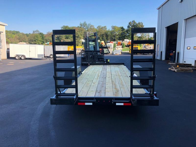 CAM 2020 6CAM20 8.5' X 20' CHANNEL FRAME EQUIPMENT HAULER
