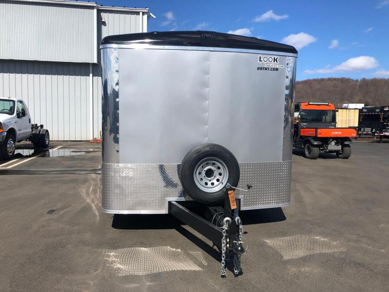 LOOK 2020 SILVER VISION 8.5' X 20' ENCLOSED TRAILER
