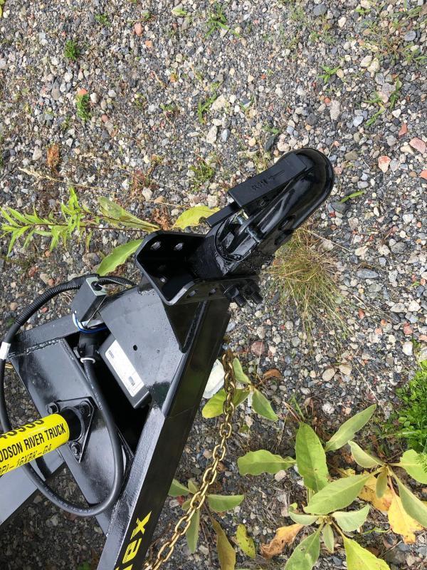 BIGTEX 2019 70PI 7' x 18 Tandem Axle Pipe Landscape / Utility Trailer