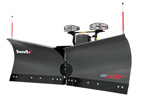 SnowEx HDV VPlow Snow Plow