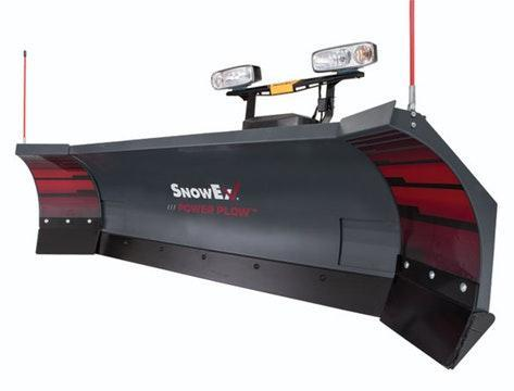 SnowEx Power Plow Snow Plow