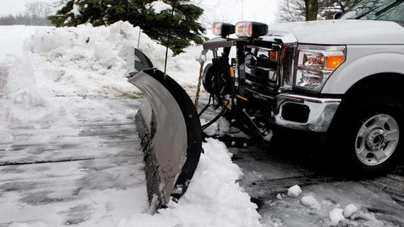 "Fisher 8' 6"" XV2 Snow Plow"