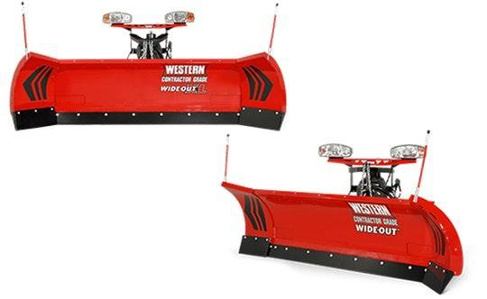 Western WideOut & WideOut XL Snow Plow