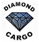 DIAMOND CARGO 2019 7 x 14 TANDEM AXLE GRAY SEMI-SCREWLESS ENCLOSED TRAILER