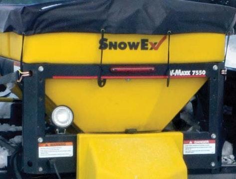 SnowEx V-MAXX SP-7550 Salt Spreader