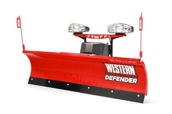 Western Defender Snow Plow