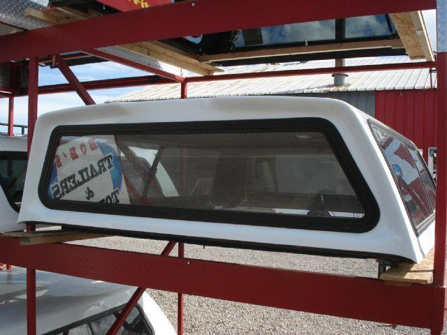 2010 Snug Top Xtra Vision For 07 - 10 Chevy Double Cab