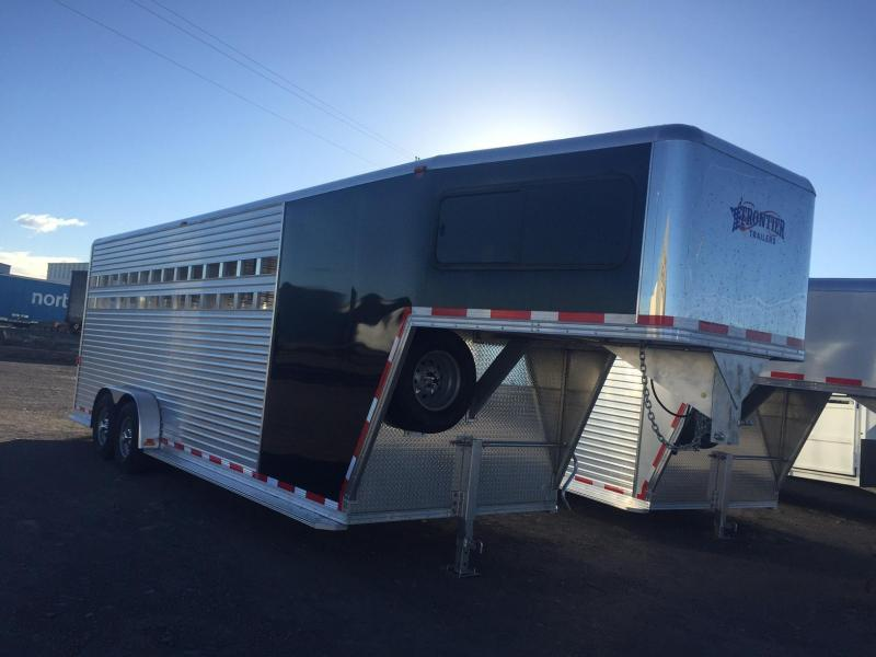2016 Frontier Trailers Horse Trailer