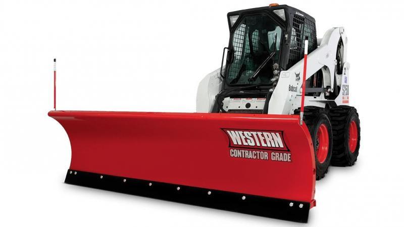 Western PRO PLUS Skid-Steer