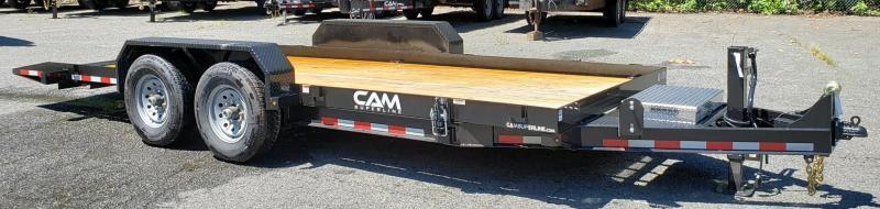 2019 Cam Superline 8.5 X 20 7 Ton Tilt Trailer Full Deck