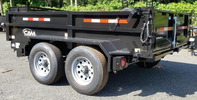 2019 Cam Superline 6 X 10 Standard Duty Low Profile Dump Trailer