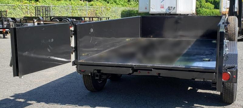 2019 Cam Superline 6 X 10 Standard Duty Low Profile Dump Trailer