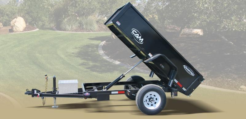 2020 Cam Superline 5-508LPDT Low Profile Dump Trailer