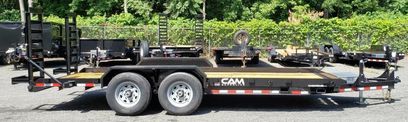 2019 Cam Superline 8.5 X 18 6 Ton Equipment Hauler