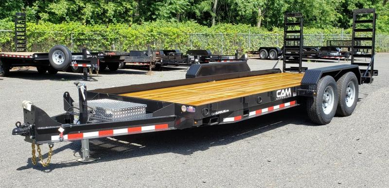 2019 Cam Superline 8.5 X 18 6 Ton Equipment Hauler