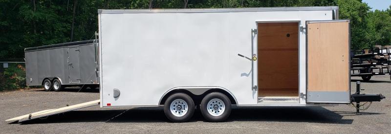 2019 United Trailers 8.5 X 18 Car Hauler XLT