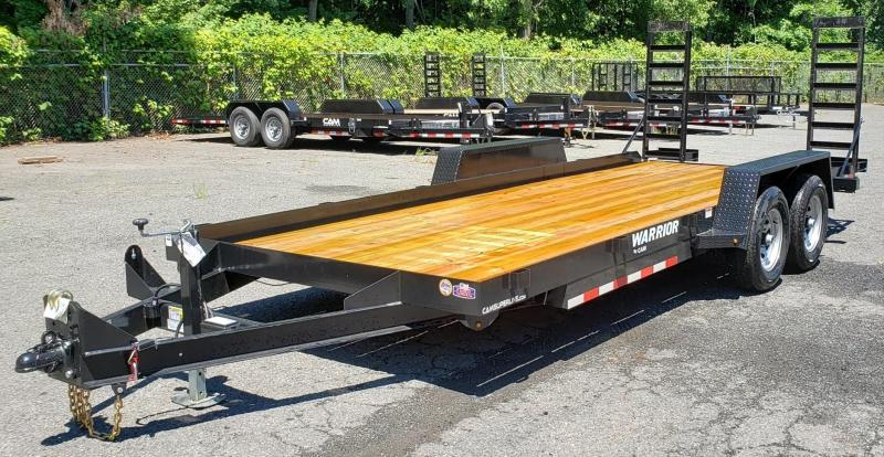 2019 Cam Superline 8.5 X 18 Utility Trailer
