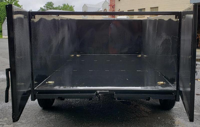 2019 Cam Superline 6 X 14 7 Ton Low Profile Heavy Duty Dump Trailer