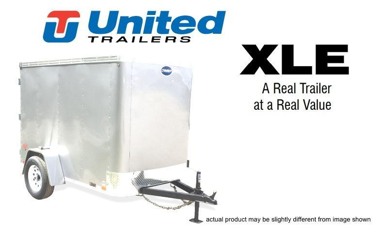 2020 United Trailers XLE-612SA30-S Enclosed Cargo Trailer