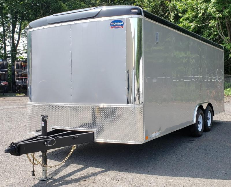 2018 United Trailers 8.5 X 20 Car / Racing Trailer