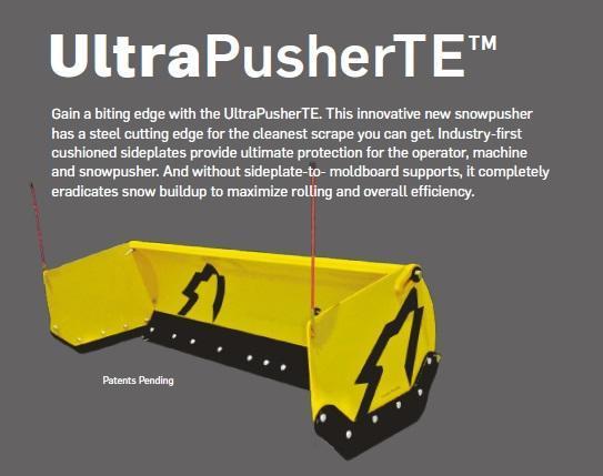 SnowWolf UltraPusherTE