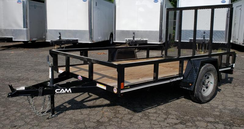 2019 Cam Superline 6 X 10 Utility Trailer