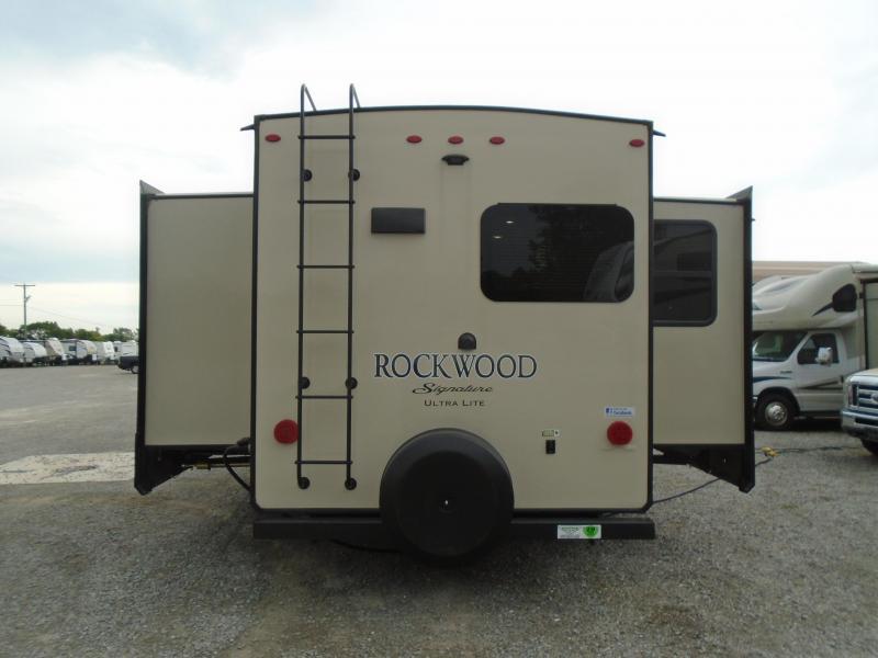 2019 Forest River ROCKWOOD 8332BS Travel Trailer RV