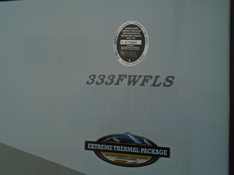 2013 Keystone SPRINTER 333FWFLS   5th Whl