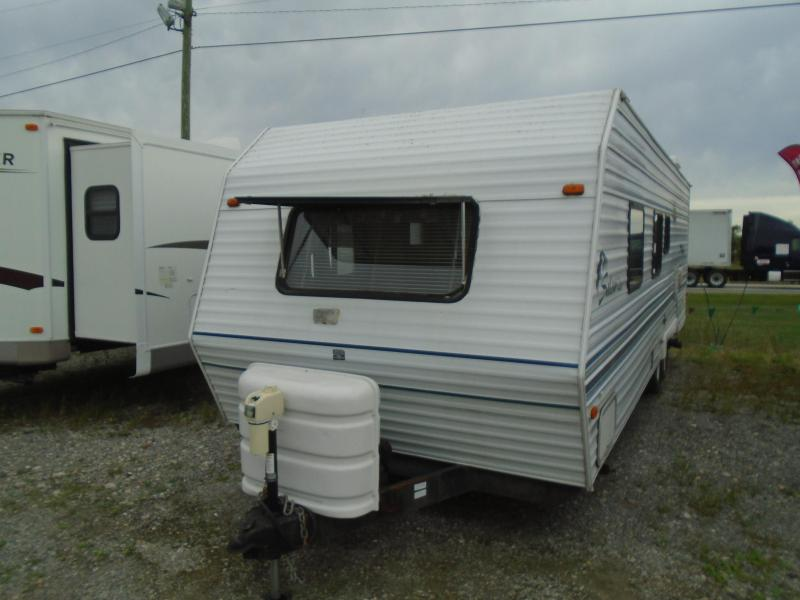 2000 Forest River SALEM27BH Travel Trailer RV
