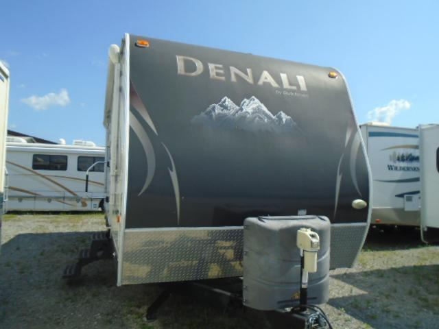 2012 Dutchmen Manufacturing DENALI 261BH Travel Trailer