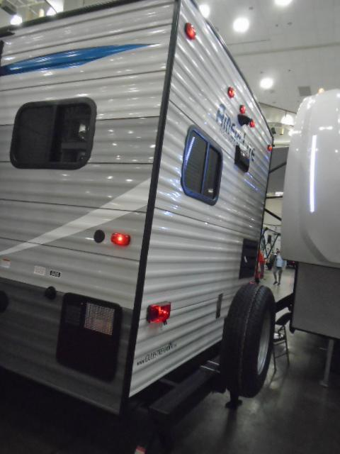 2019 Gulfstream AMERILITE 238RK Travel Trailer