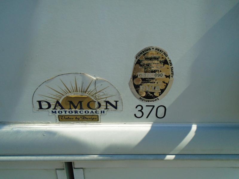 2006 Damon CHALLENGER 370 Class A
