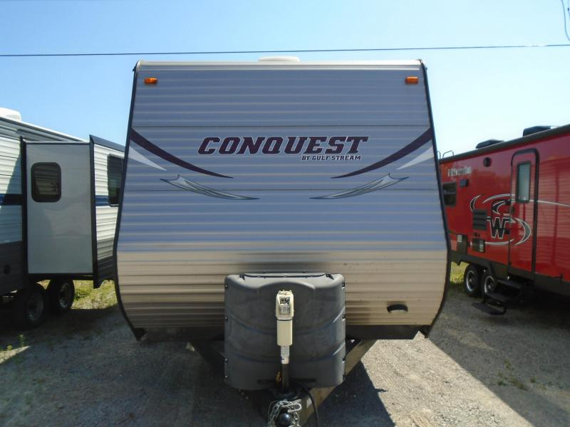 2014 Gulf Stream CONQUEST 265 BHG Travel Trailer RV